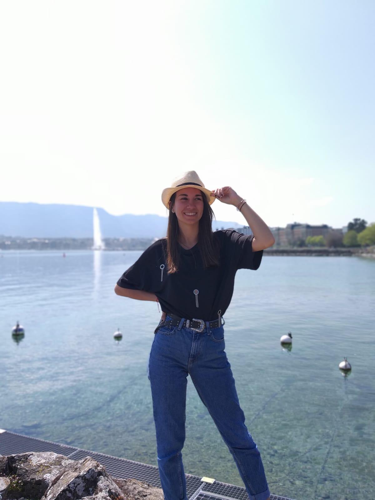 Los autores de Historias por Sonrisas. Mari Milena