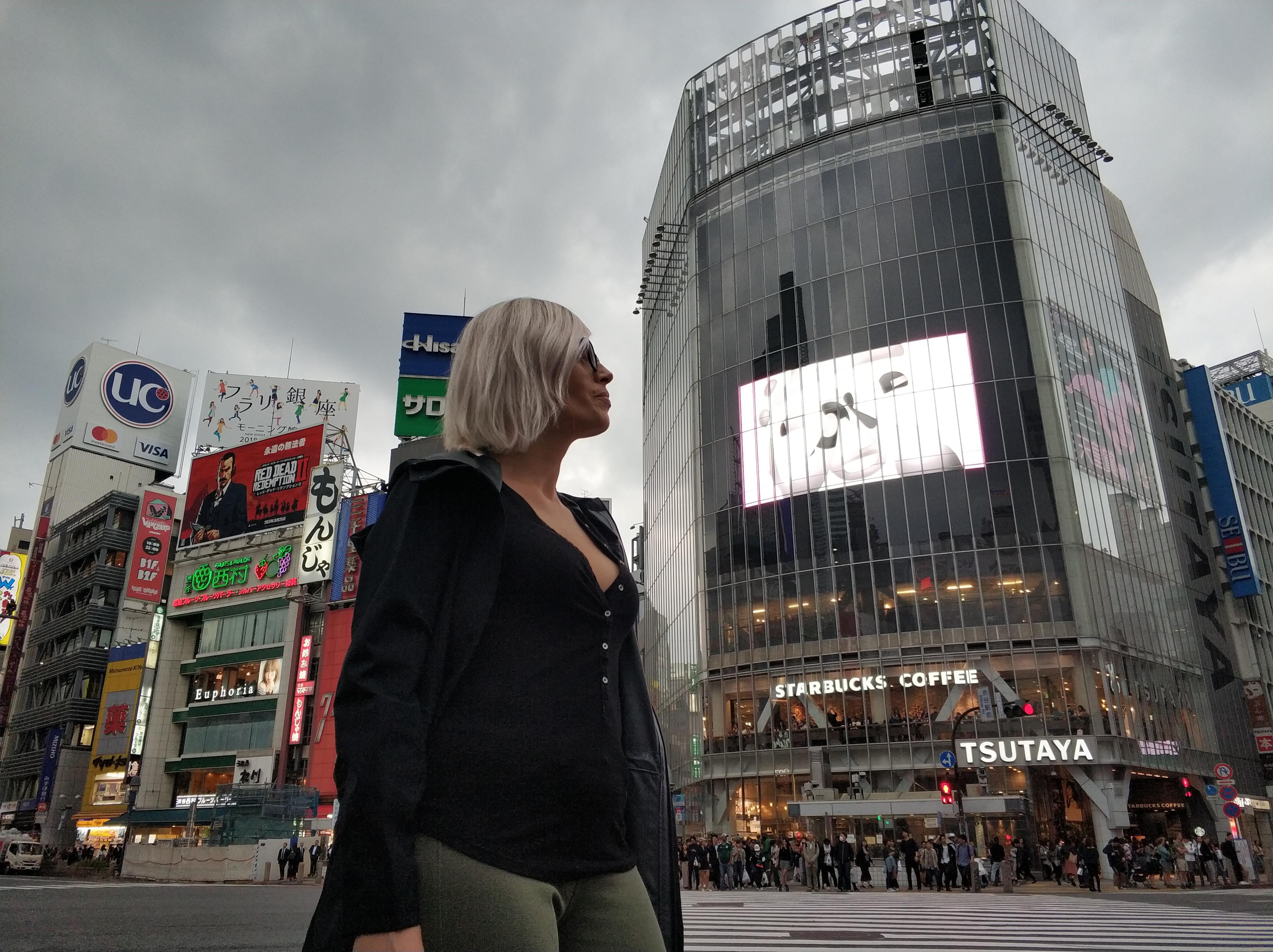 Harajuku y Shibuya