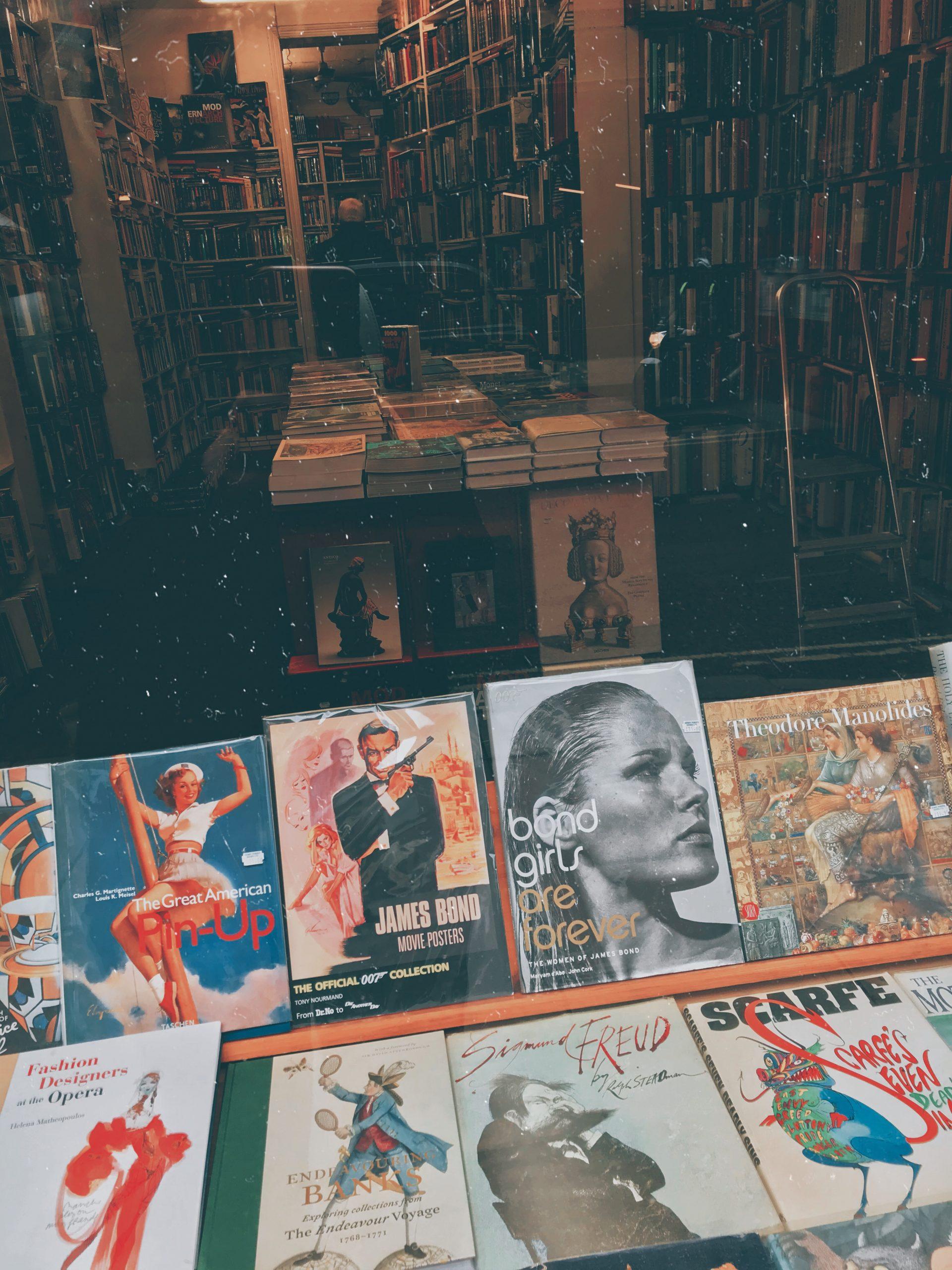 Librerías de Londres