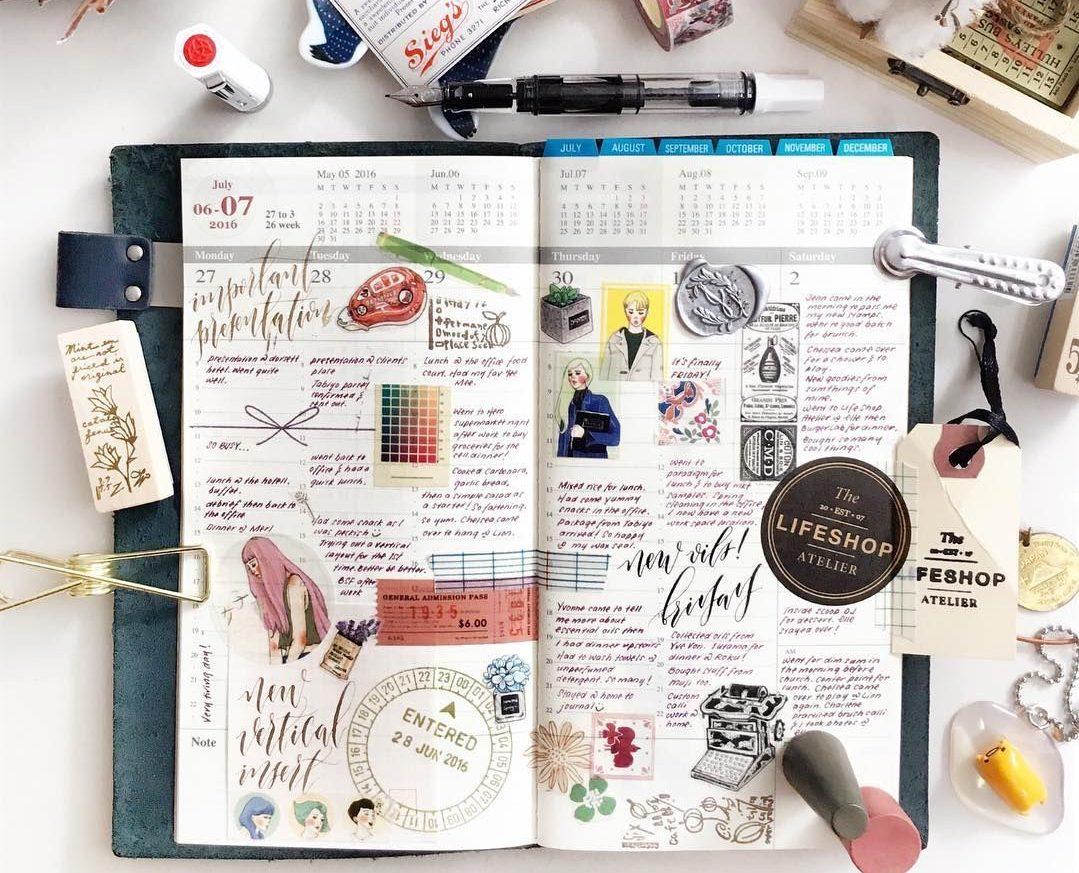 cuadernos de viajes