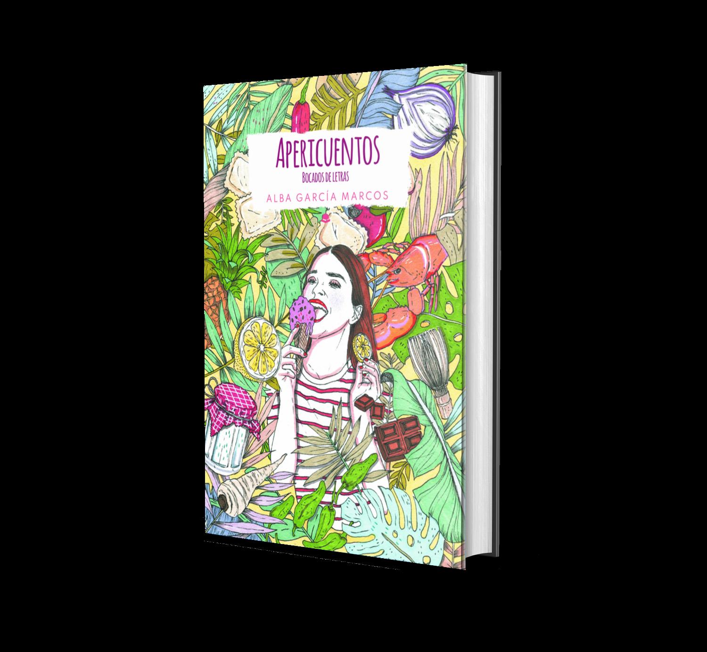 Libro Alba García Marcos