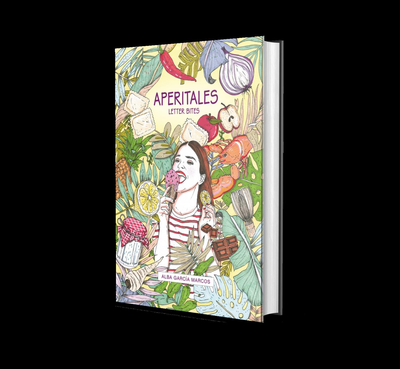 Aperitales libro Alba García Marcos