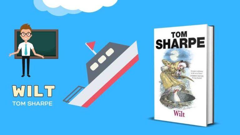 Wilt de Tom Sharpe reseña